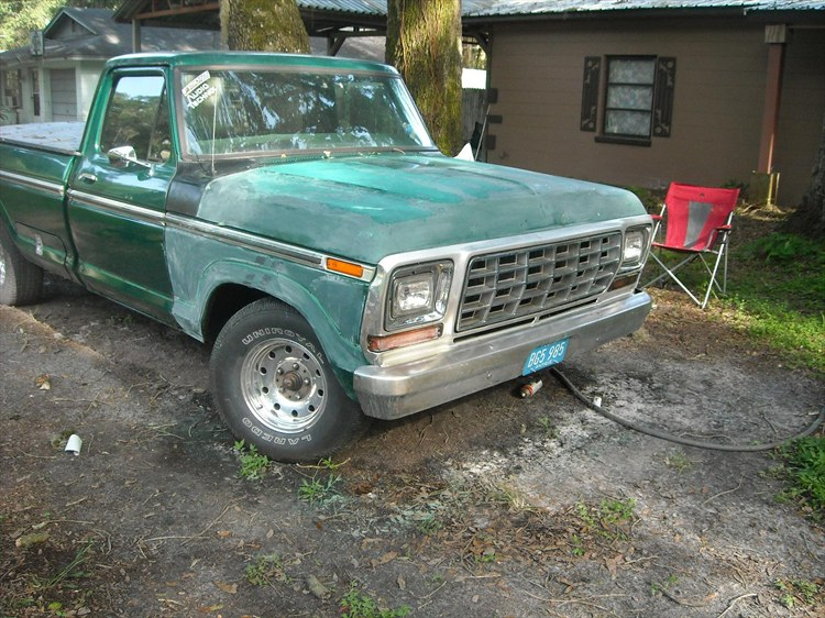 Another David1978 1978 Ford F150 Regular Cab post... - 15904196