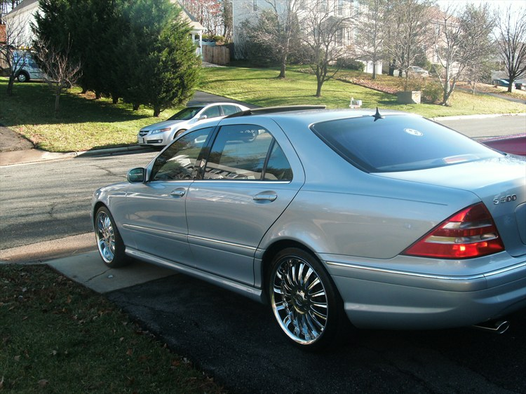 Dougfresh1 2001 mercedes benz s classs500 sedan 4d specs for 2001 mercedes benz s500 specs