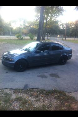 MAVERICKtx's 2002 BMW 3 Series