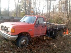 camohaulic 1988 Ford F350 Super Duty Regular Cab & Chassis