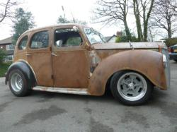 MrGeester 1947 Ford T-bucket