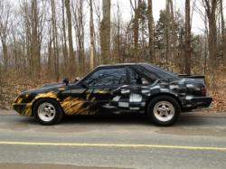 76_mustangman_85s 1985 Ford Mustang