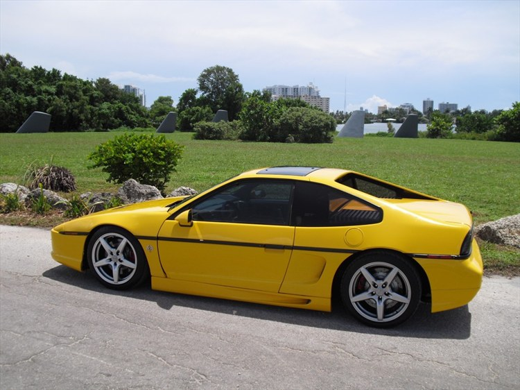 yellowstone 1987 pontiac fiero specs photos modification. Black Bedroom Furniture Sets. Home Design Ideas