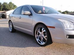 Renato214-Dallas's 2007 Ford Fusion