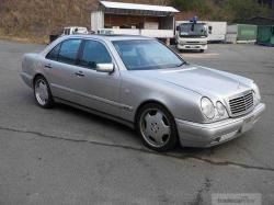 needmundson 1998 Mercedes-Benz E-Class