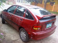 shelu 1999 Ford Aspire
