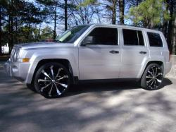 SIDEWINDER05 2008 Jeep Patriot