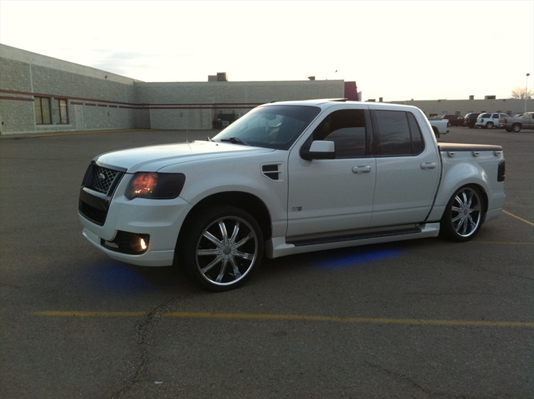 Another IcemanAAA 2009 Ford Explorer Sport Trac post... - 15376181