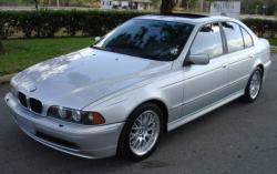 bsteeghs 2002 BMW 5 Series