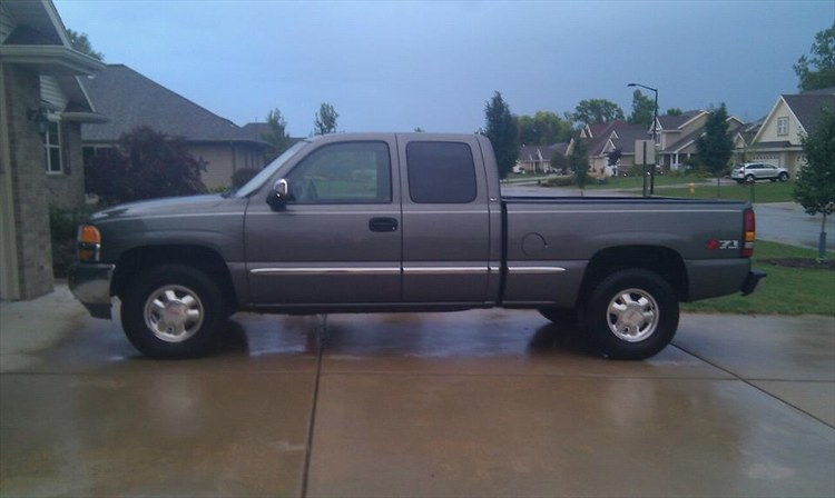 jshmitty 2001 gmc sierra 1500 extended cab specs photos modification info at cardomain. Black Bedroom Furniture Sets. Home Design Ideas