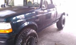 FlaFyrman 1995 Ford F150 Regular Cab