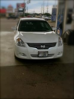 Monsta-Ayoo 2012 Nissan Altima