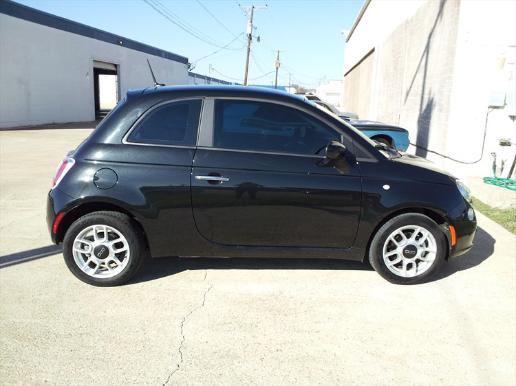 RevScorpion 2011 Fiat 500