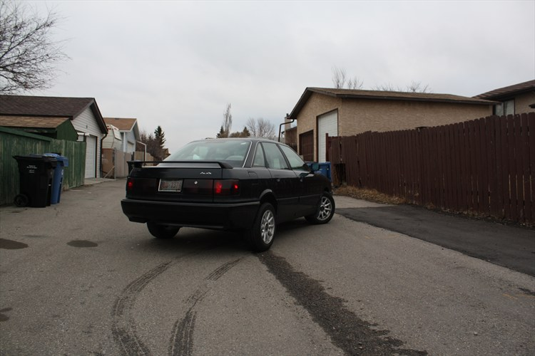 Another BMW-AudiPower 1991 Audi 90 post... - 15736117