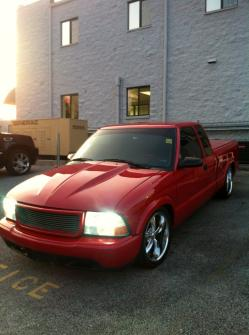kbequette 2000 GMC Sonoma Extended Cab