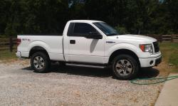 muddslinger15 2011 Ford F150 Regular Cab