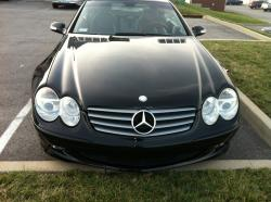 Sweet SL500 Benz