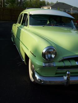 sailorarm 1953 Plymouth Sedan