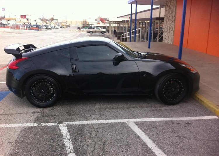aaronsith 2011 Nissan 370Z Specs, Photos, Modification ...