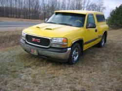 bennie may 2002 GMC Sierra (Classic) 1500 Crew Cab