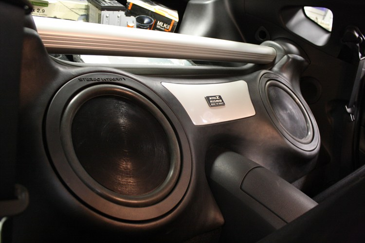 Nissan 370z Custom Subwoofer Boxes