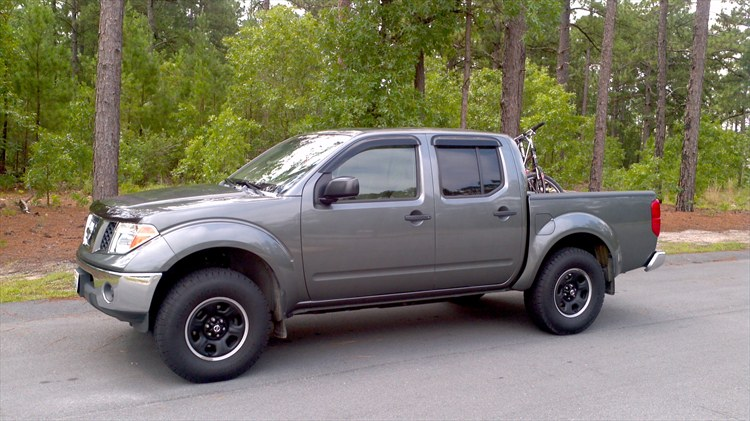 milcaballos 2007 nissan frontier crew cabse pickup 4d 5 ft specs photos modification info at. Black Bedroom Furniture Sets. Home Design Ideas