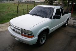 tintilito 2000 Chevrolet S10 Extended Cab
