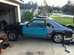 wee-is-poe 1988 Ford Mustang