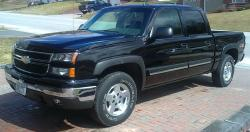 PITTY55 2006 Chevrolet Silverado 1500 Crew Cab