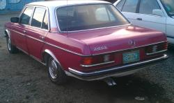 Mr.Peters 1978 Mercedes-Benz 280SE