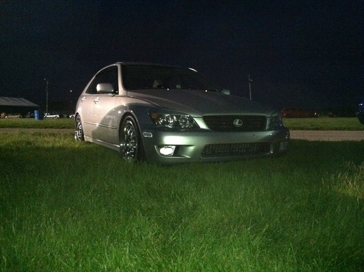 Another TABA13 2001 Lexus IS post... - 15808131