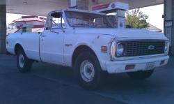 Taylor21293 1972 Chevrolet C/K Pick-Up