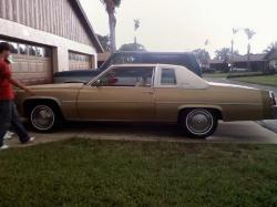 The King 1977 Cadillac DeVille