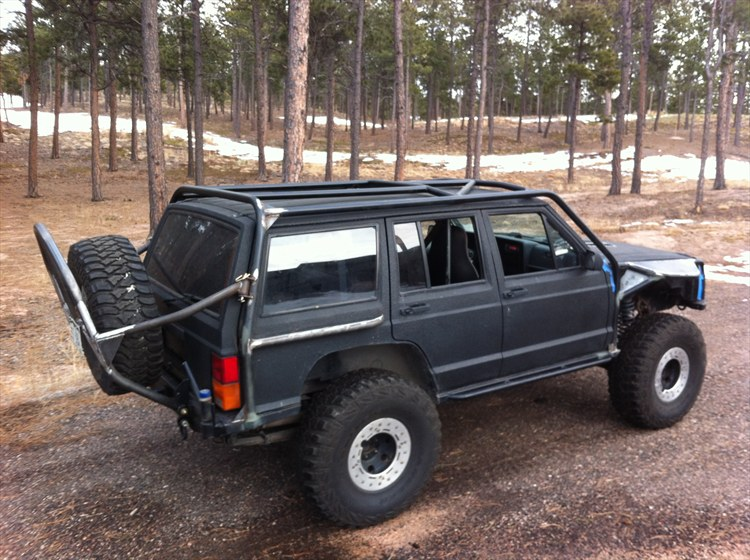 Wrenchands 1995 Jeep Cherokee 15568187