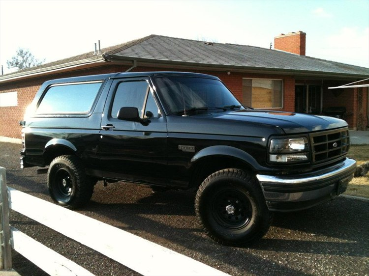 tjmallinson 1993 ford bronco specs photos modification. Black Bedroom Furniture Sets. Home Design Ideas