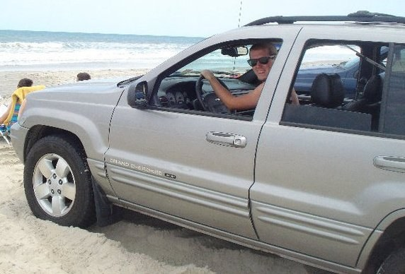 yodielon 2001 Jeep Grand Cherokee