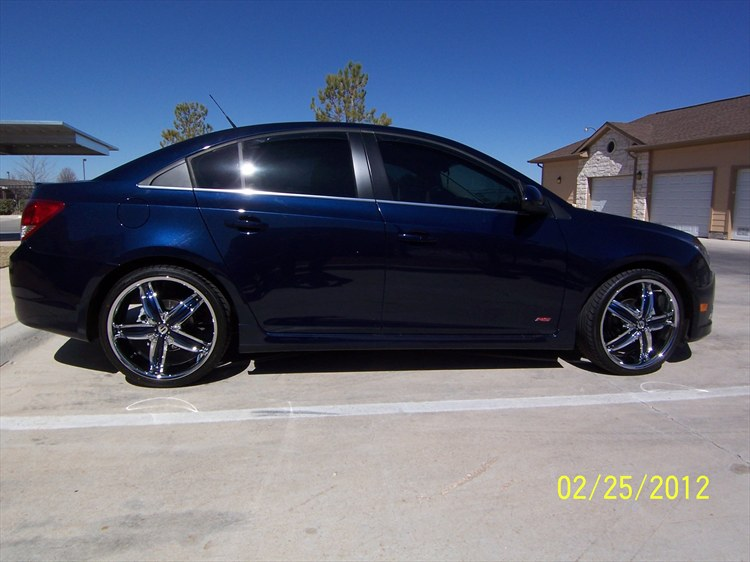 Another DirtyChez 2011 Chevrolet Cruze post... - 15619100