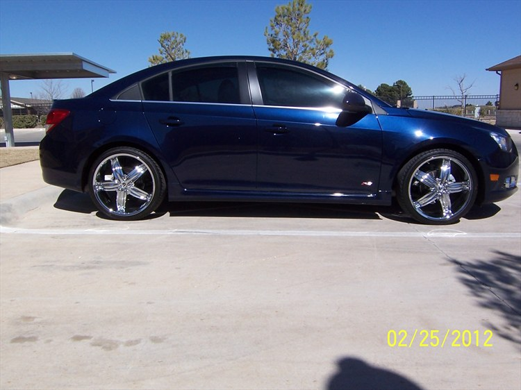 Another DirtyChez 2011 Chevrolet Cruze post... - 15619101