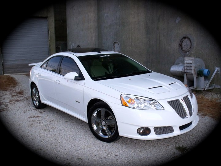 Walton288 2009 Pontiac G6gxp Sedan 4d Specs Photos