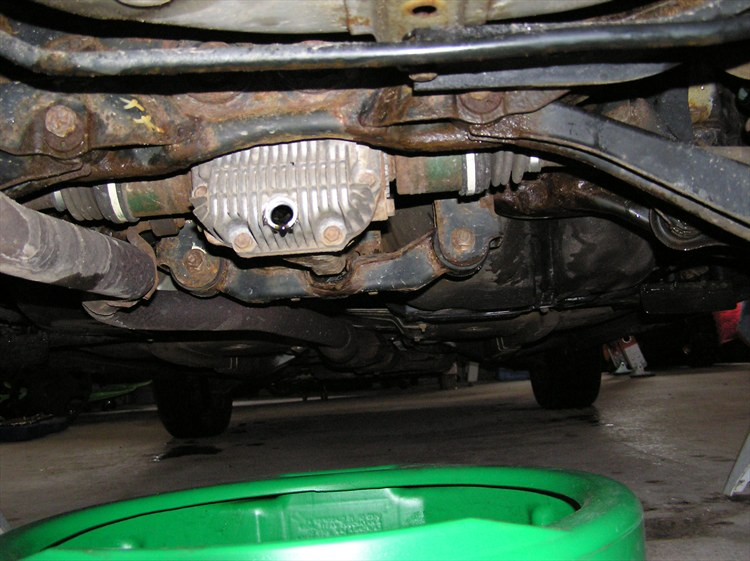Another SWDescent 2002 Subaru Legacy post... - 15379193