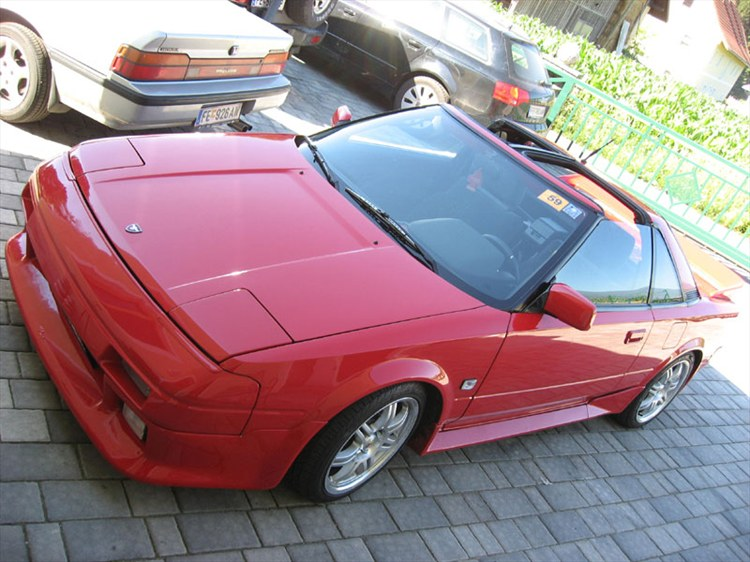 Another toasted84 1987 Toyota MR2 post... - 15969185