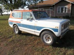 jwstarbuck 1976 International Scout II