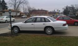 fordfan1603 1993 Ford Crown Victoria