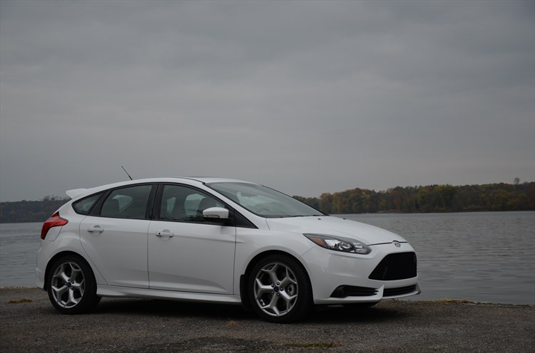 Ford Focus St Specs 0 60 >> BCSchaff 2013 Ford Focus ST Specs, Photos, Modification ...