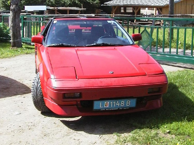 Another toasted84 1987 Toyota MR2 post... - 15969188