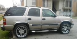 Jayone1 2001 Chevrolet Tahoe
