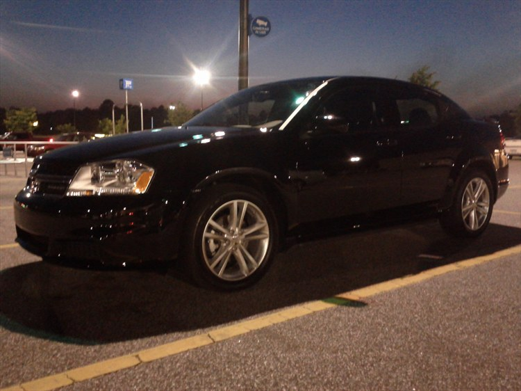 Another Rooster210 2012 Dodge Avenger post... - 15950200