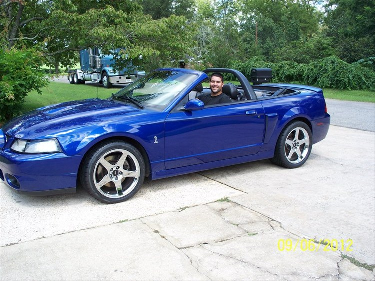 sgksvt 2003 ford mustangcobra convertible 2d specs photos modification info at cardomain. Black Bedroom Furniture Sets. Home Design Ideas