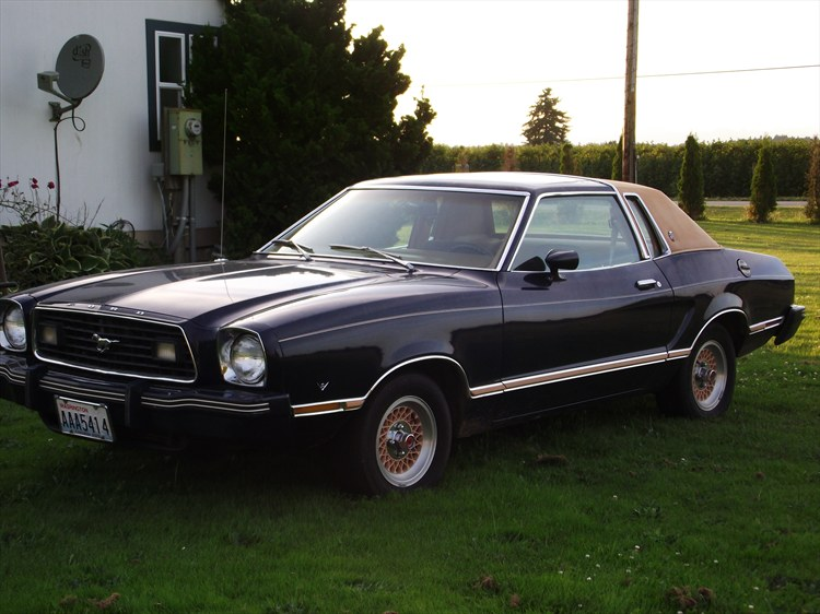Ghia Girl 1978 Ford Mustang II Specs Photos Modification Info at