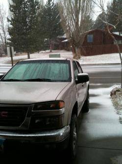 deion_calhoon's 2005 GMC Canyon Crew Cab